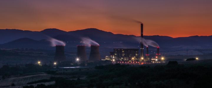 fabryka przemysł